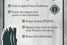 Realtree Hunting Infographics / by Realtree