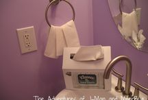 Home Improvement / by Jeannette from J-Man and MillerBug