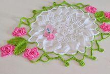 1::Colored Crochet / by Irena Popovic