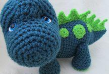 Knitting and crochet / by Jenn Massey