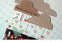 Card Inspiration / by Michelle Andrews - Stampin Up Demo