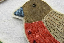 Embroidery / by Marie Ghys Weber