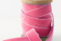 Ribbons.....pure Luxury!! / by Maria Renata Leto