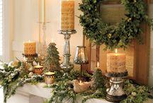 Creative Fireplace Ideas / by Cindy Dunn