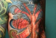 tattoos / by Keegan Thomas