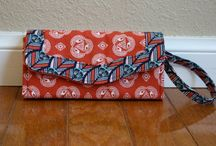 Necessary Clutch Wallets by YOU / by Emmaline Bags & Patterns