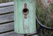 Birdhouses / by Nancy Tait