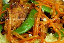 Paleo/GF Asian Dishes / by Becky Meredith