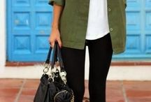 Fall outfits that I want / by Rachel Stone