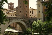 Tiber Island, Isola Tiberina / by The Spanish Steps Apartment Rome Italy Rome, Italy