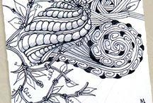 Art JournalS/ Sketchb00ks / by Diane Lawton