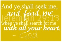 Faith... / It's about a relationship, not religion. / by Angela Franklin