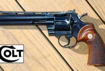 GUNS / by Deer & Deer Hunting