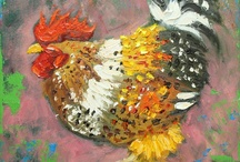 Chickens / by Gina Hawkins