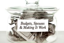 Family Budget... / by Cori Hodges