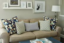 Living Room Decor / by Molly Rice
