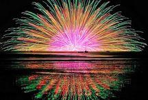 Fireworks  / by Mary Palmer