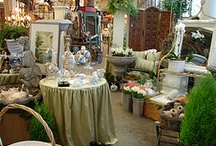 Monticello Antiques / So much inspiration and talent in this store!!! Planning a trip soon. Location: 8600 SE Stark Street, Portland Oregon 97216  Just 10 minutes south of the Portland Airport and 1/2 mile west of I-205 in the Olde Montavilla Neighborhood  / by Rita Reade