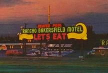 Bakersfield  ~ Home of Country / by Paulette