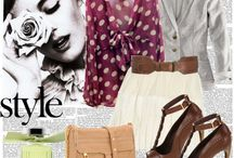 FASHIONISTA / working my way to wearing these fabulous looks / by Claudia Martinez