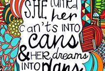 quotes / by Katelyn Rolniak