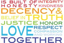 I pray that my son has learned Integrity, honor and how to live his life / by Trish Parsons