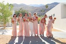 Bridesmaids  / Dresses, style guides, gifts, and more for the girls you need most on your wedding day! / by OneWed