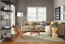 Living Room Ideas / by Kathy Beymer from Merriment Design