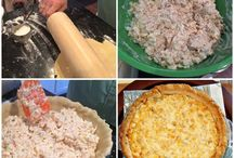 Casserole and Meat Pies / by Marge Tuel