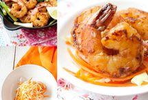 Nadia's cucina: seafood / by Nadia