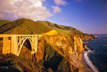 San Fran road trip! / by Amanda McKay