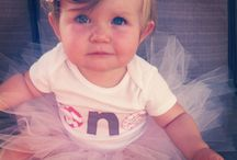 Hannahs First Birthday :(  / by Renea Gainey