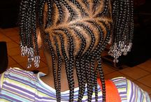 girl hair styles / by Blessed