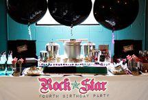 Rockstar Party / by Jo