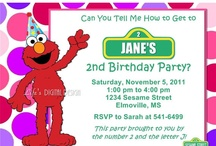 Birthday Parties / by Jayme Gallegos