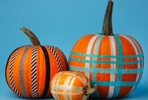 Pumpkin Crafts / by Sherron Heidlage
