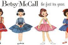 Betsy McCall / by Diane Gelder