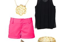 OUTFITS  / by Halee Tharin Nolte