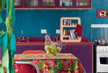 toalhas de mesa e etc de mesa / by Eliete Catraio Catraio