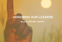 Honoring our Leaders: Black History Month / by Africare