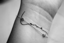 Small tattoos / by arceba