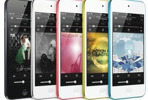 Ipods and ipod cases / by Princess Luna