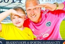 2014 A Year of Hope Calendars / by Sporting Kansas City