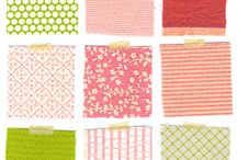 Tissu, motifs, fonds / Patern / by Pauline Martigems
