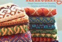 Knitting Books / by Fifty Four Ten Studio