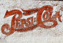 Pepsi - my favorite / by Pat Leatherman