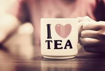 A Nice Cup of Tea and a Sit Down / When all else fails us Brits make tea :) / by Molly Coddle's Kitchen