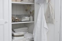 Storage ideas she adores / by Beth Quinn(bethquinndesigns.com)
