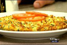 Veggie Dishes / by KATV Good Morning Arkansas