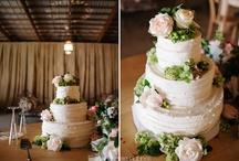 autumn•green wedding 4 oct 2014 / @wintergreen central VA / by Gentle Gardener Green Design